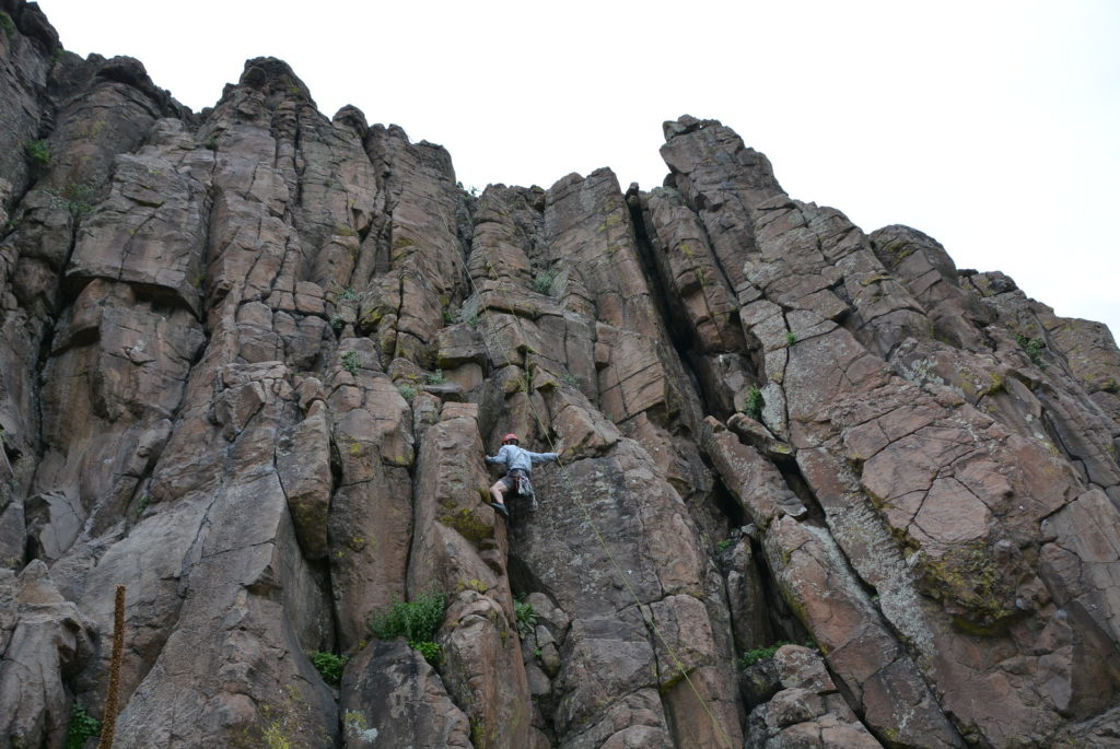 Group Rock Climbing Trips