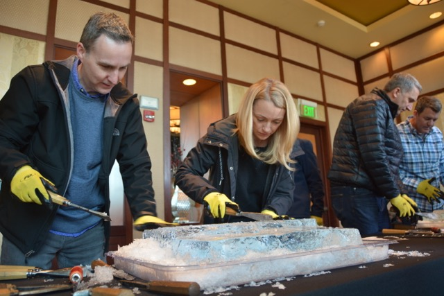 Loveland Ice Sculpting Events with Colorado Corporate And Teams