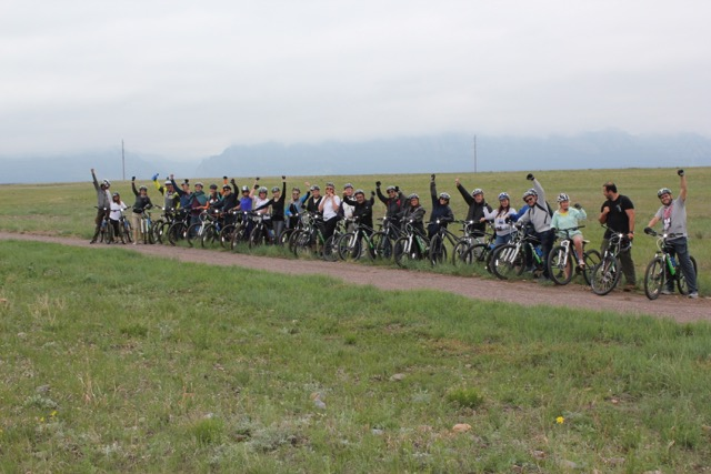 IPW Denver Colorado Group Adventures Denver Bike Tours