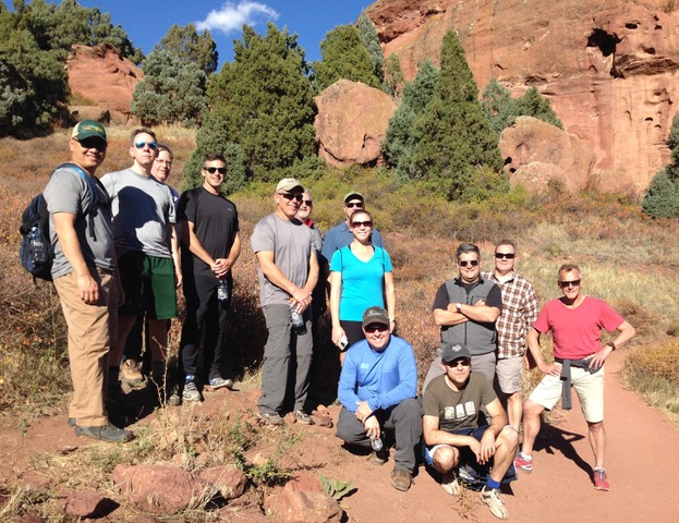 Group Tours and Hiking close to Aurora Colorado