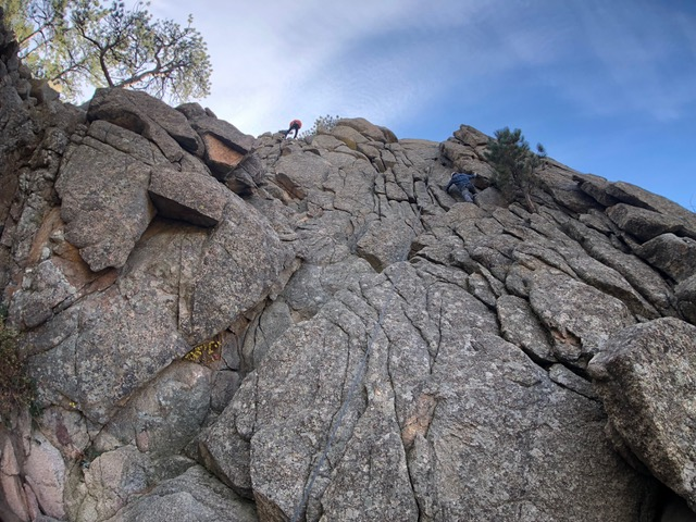 Denver Rock Climbing Group Tours